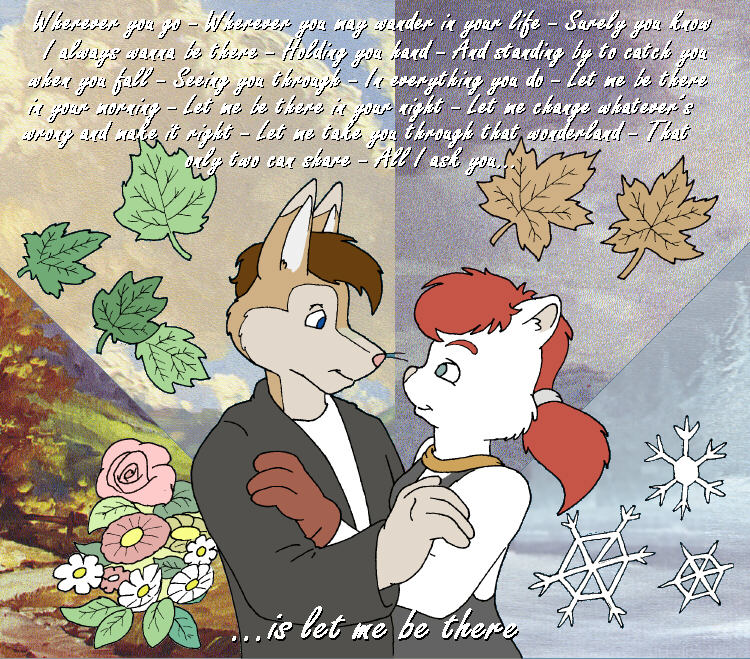 [Old Art] Anniversary pic by Gene Catlow
