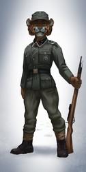 WW2 German Infantry Tiger [C]