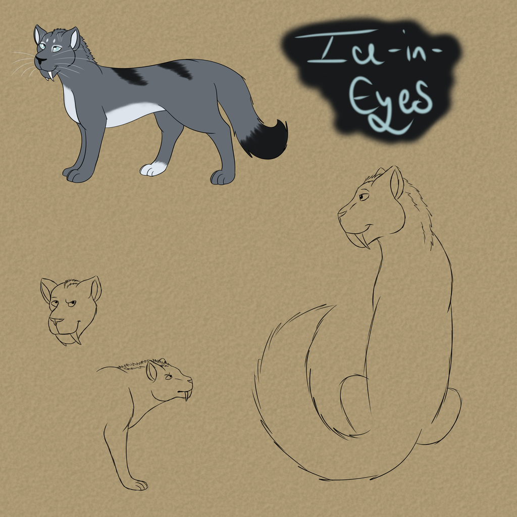 Ice-in-Eyes Concept Sheet Thingie