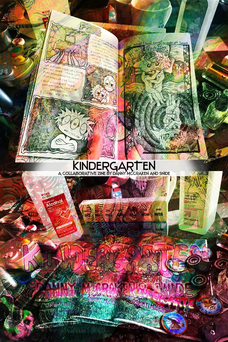 KINDERGARTEN (NSFW ZINE)