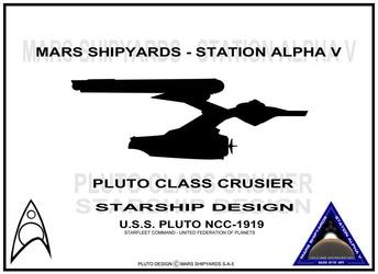 Pluto Class - Design Specs 01