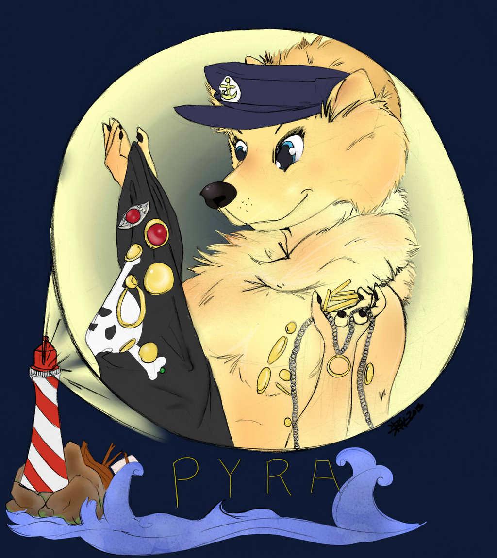 Pyra On the Seas MWFF2013 Badge