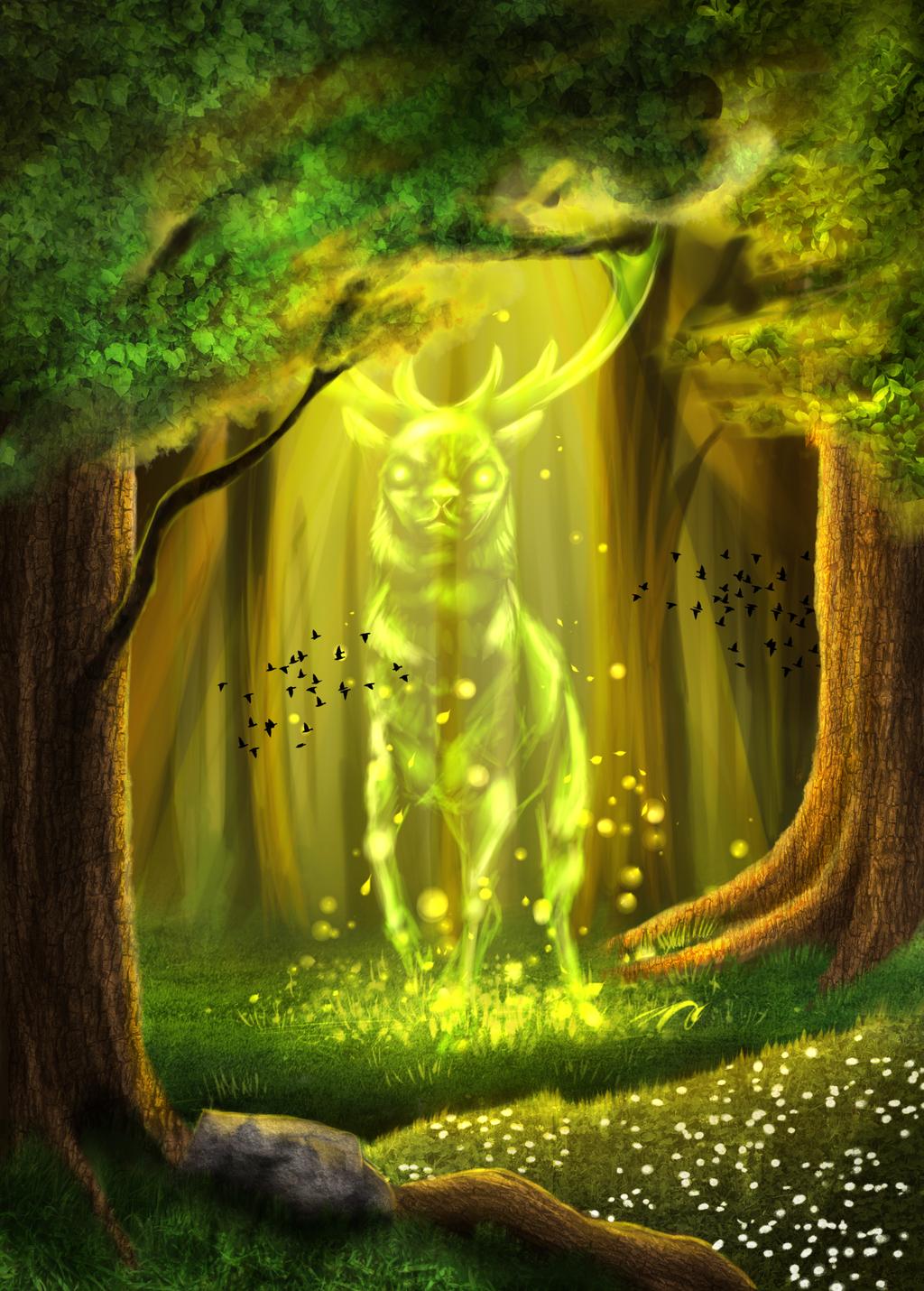 MTG: Elemental Creature Token