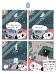 Space Birds #8