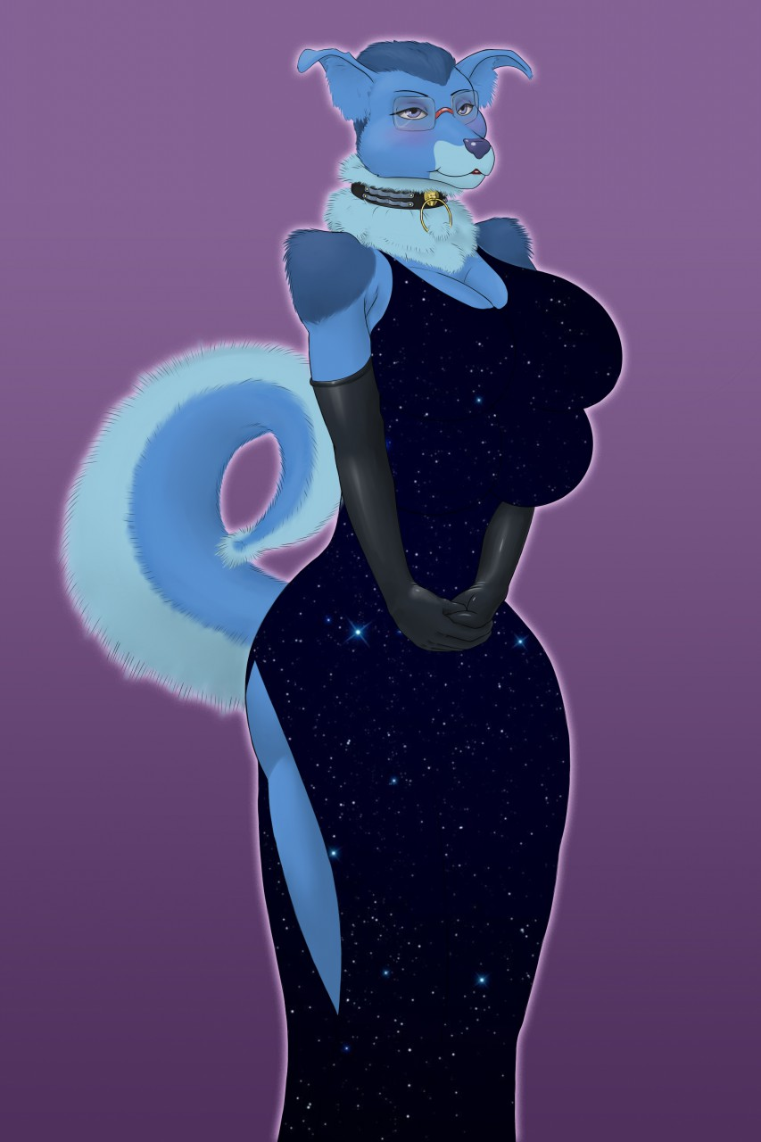 Most recent image: Miora in her evening gown