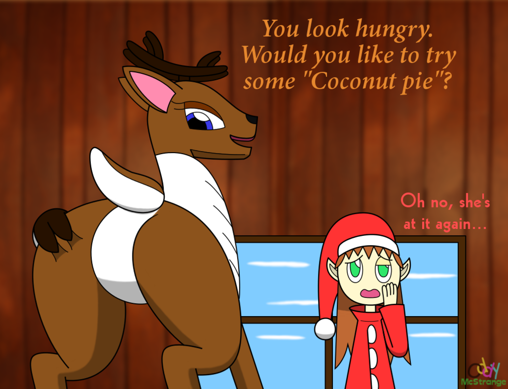 Coconut Is At It Again