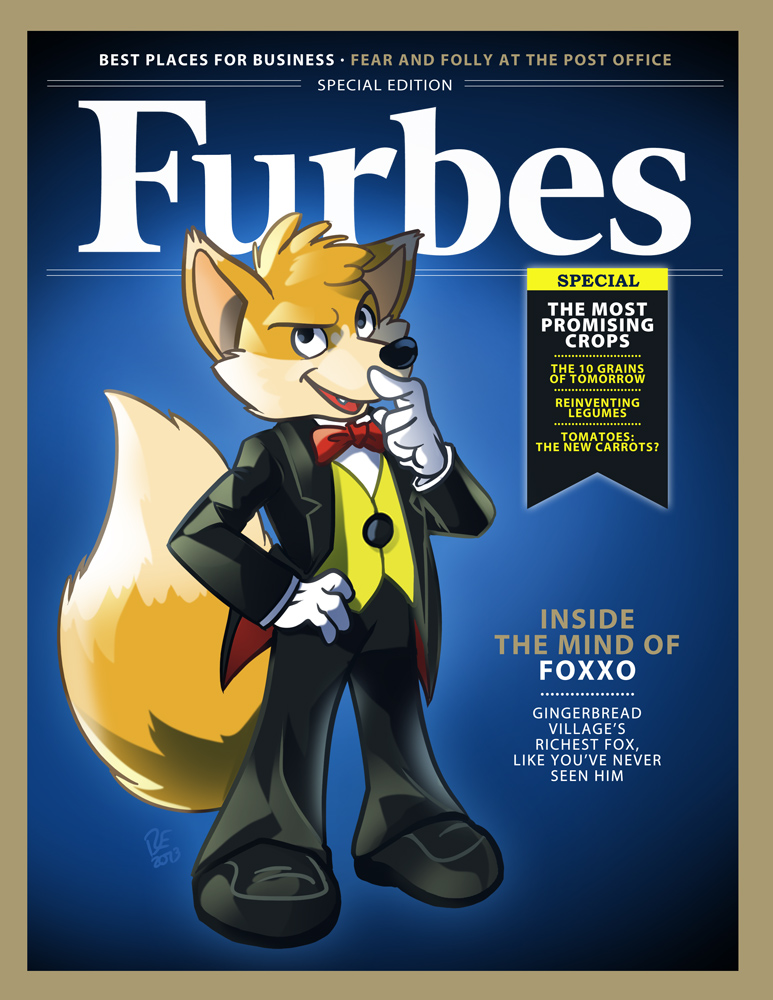The Young Entrepreneur, Foxxo