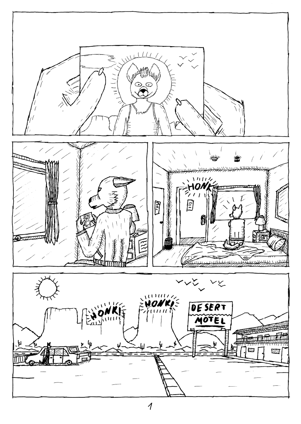 Reunion Page 1