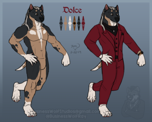 Character for Sale: Dolce [$60]