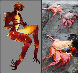 Crab Alien
