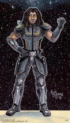 Quinlan Vos ( Dark Disciple )