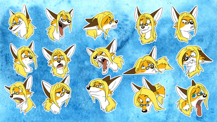 All the Faces ^^