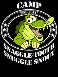 Camp Snaggle-Tooth Snuggle Snout