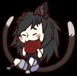 kazuko and yarn