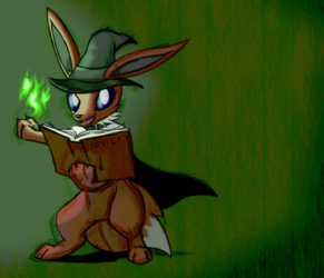 Witch Eevee 2/2