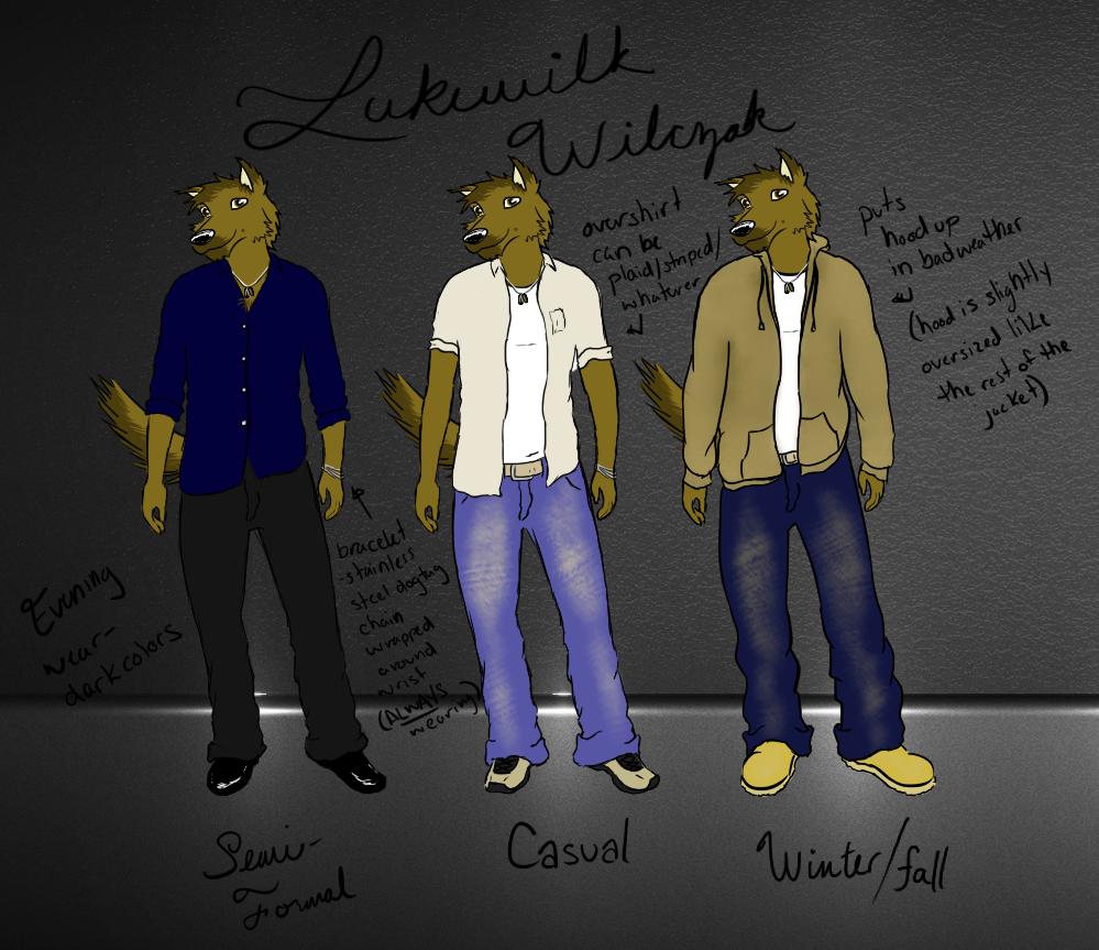 Lukewilk Clothing Ref Sheet^^