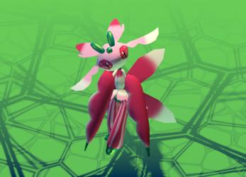 3D Model - Lurantis