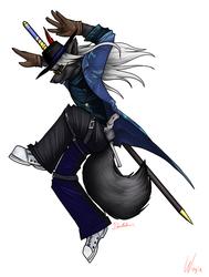 Masamune by Wingless Chimera