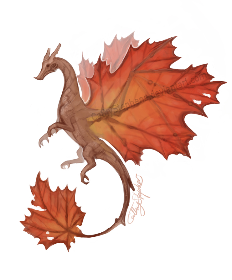 Most recent image: Maple Lead Dragon