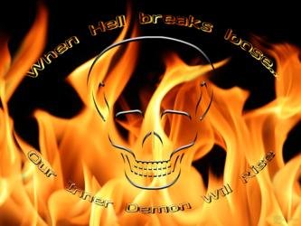 When Hell Breaks Loose...