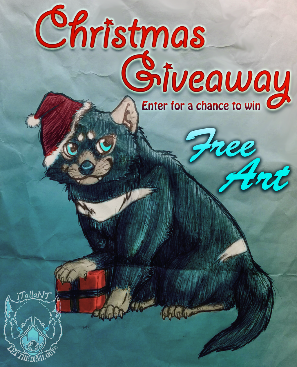 Christmas Giveaway! 2014 [Closed]