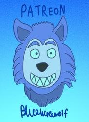 Patreon BlueWerewolf