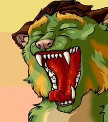 Embiggened Yawnbeast