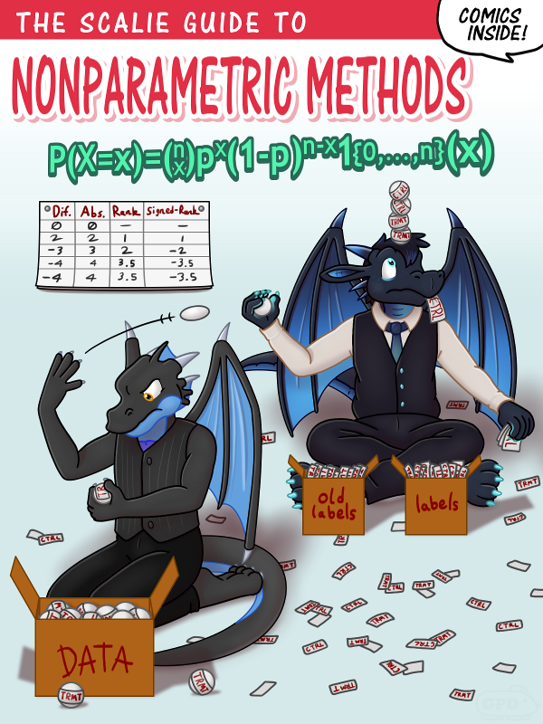 The Scalie Guide to Nonparametric Methods