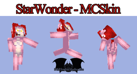 [G][MCSkin] - Star Wonder