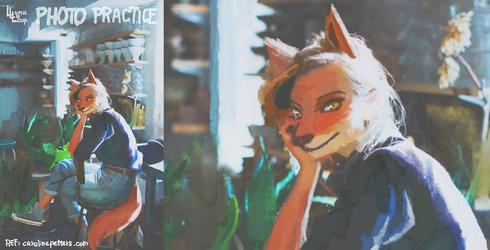 Prac_fox girl