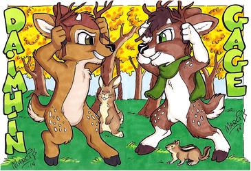 Deer Duel