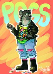 POGS! 90s commission (c)