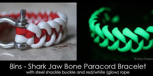 WonderTheFox - Shark Jaw Bone Bracelet