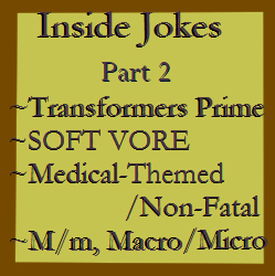 TF Vore--Inside Jokes, Part 2