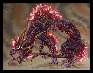 Hellborn Dragon