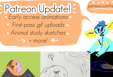 Patreon Update!