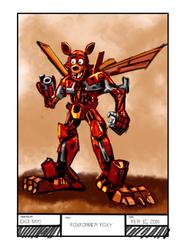 Foxformer Foxy