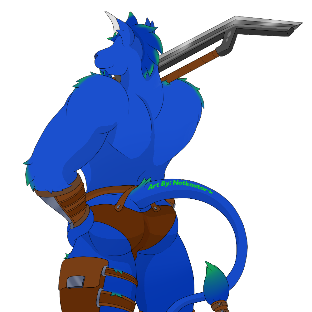 Most recent image: Ronso Rear