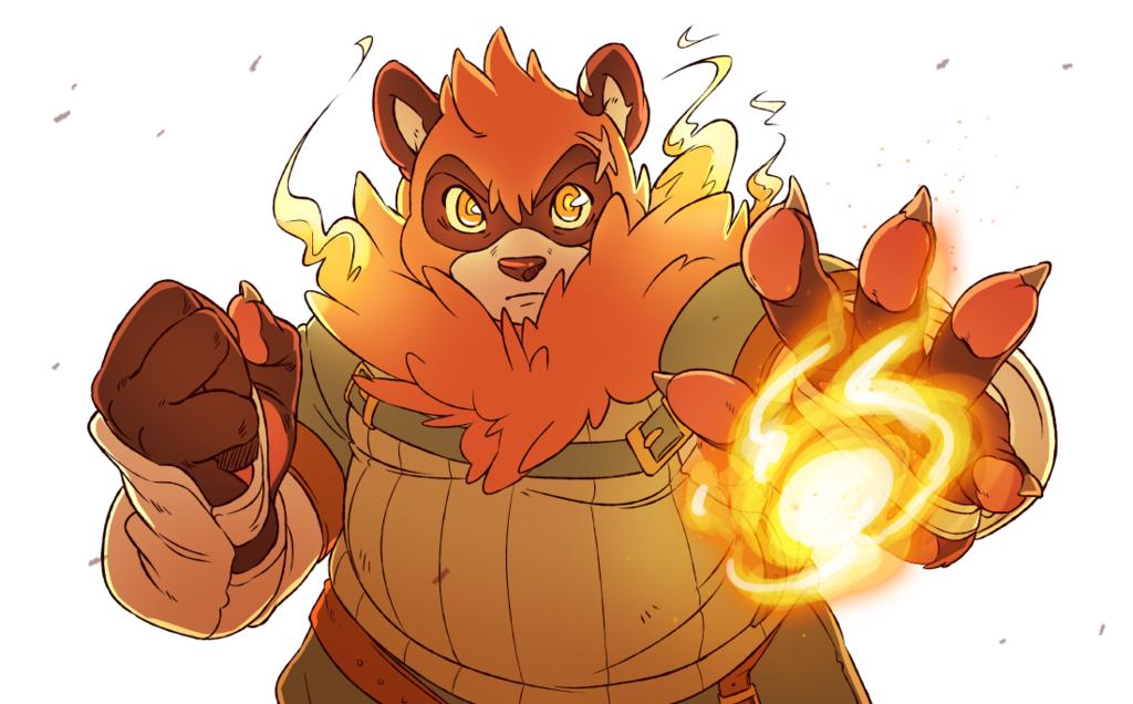 Fiery Gazman