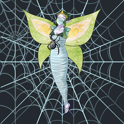 Queen Spirala