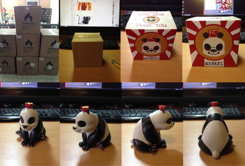 Noodles the Panda - Preview