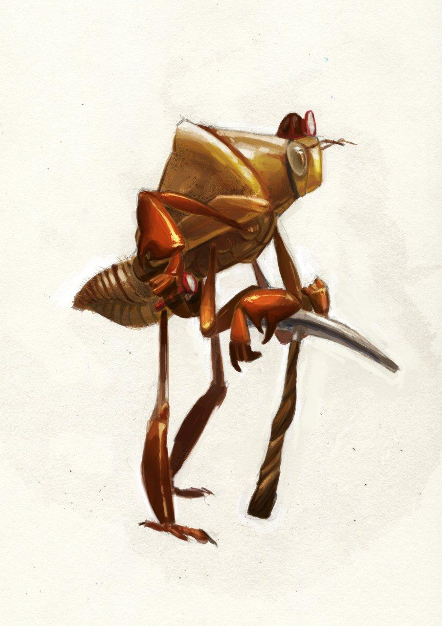 Dalibor the Cicada