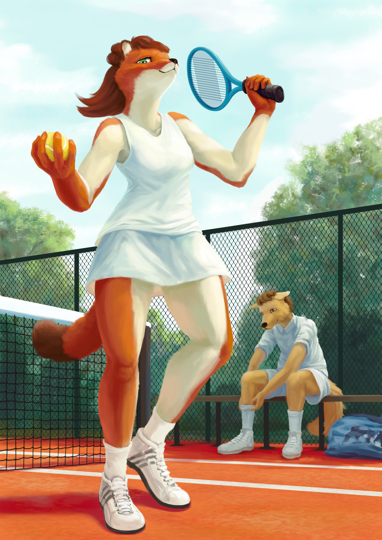 Most recent image: Tennis
