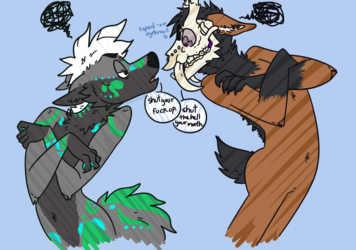 [COMM] Gotta Bone To Pick With You