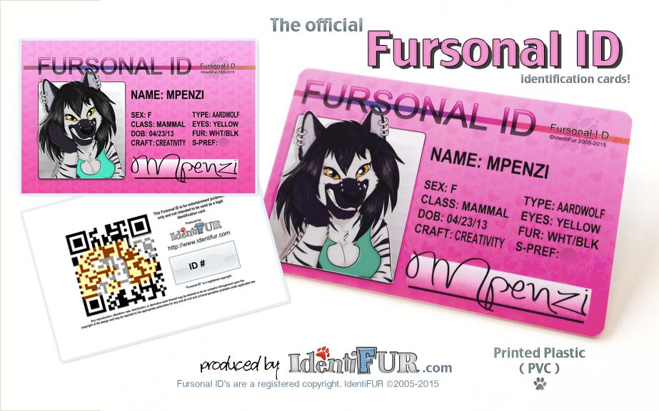 Most recent image: Mpenzi Fursonal ID - IdentiFUR