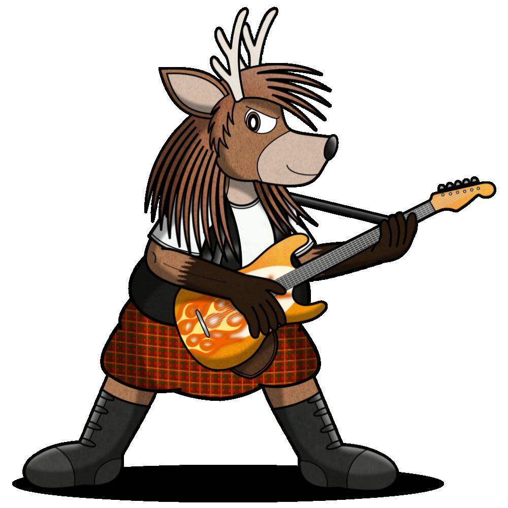 Buck the Guitarist (2016)