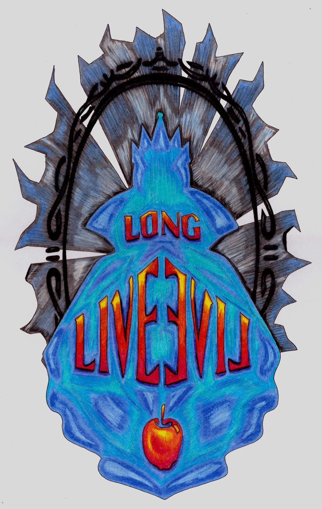 Long Live Evil Queen Weasyl