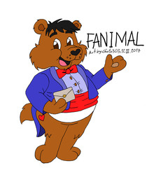 Fanimal Care Bear