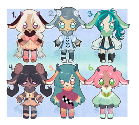 Bleaty Adopts Auction [CLOSED]