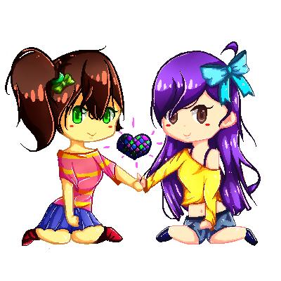 【Pixel】- Me & Leli